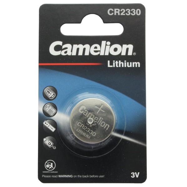 CR2335 Lithium Batterie (dafür alternativ CR2330) Artikel wird nicht mehr produziert! Alternativ kann die 0,5mm dünnere CR2330 verwendet werden, bitte Prüfen Sie ob Sie die 3,0mm Höhe anstelle der 3,5mm verwenden können !