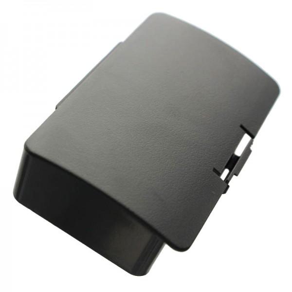AccuCell Akku passend für Garmin GPSMAP 276, 1250mAh