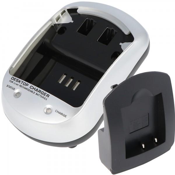Schnell-Ladegerät passend für MEDION Traveler DC-8300 Akku DP8300
