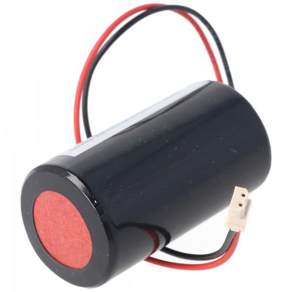 13000mAh Batterie passend für Eve ER34615-GL101, 0-9912-K, ER34615M/W200, Visonic Sirene 710, 720