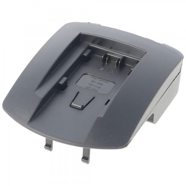AccuCell Ladeschale passend für Canon BP-709, BP-718, BP-727, BP-745