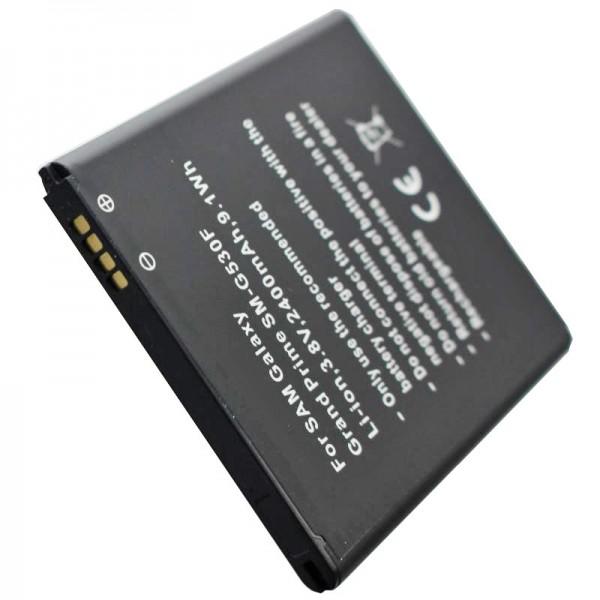 Akku passend für Samsung Galaxy Grand Prime, SM-G530F, EB-BG530BB 2400mAh ohne NFC