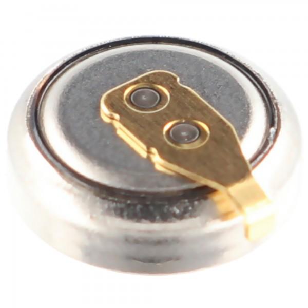 Panasonic Batterie passend für Citizen Kaliber E000, MT621, Kondensator 295-51, 295-5100, E168, E410G, 1,5V, mit Fähnchen