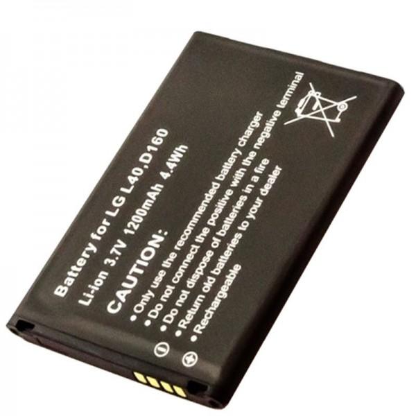 AccuCell Akku passend für den LG L40 Akku, D160 Akku
