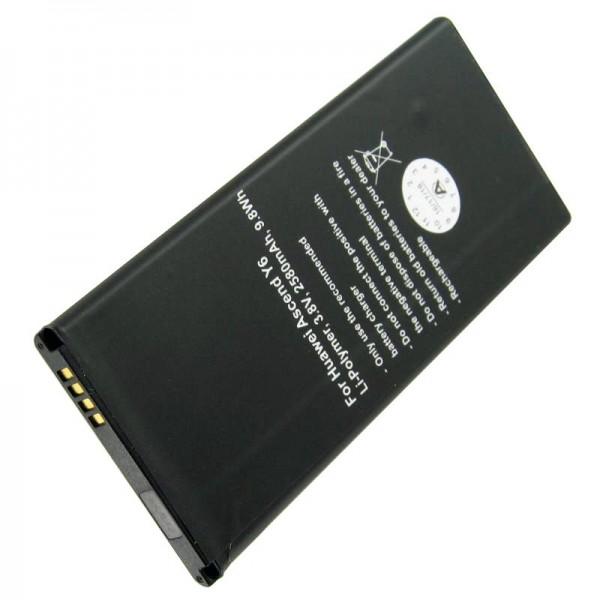 Akku passend für Huawei Ascend Y6, Honor 4A Akku HB4342A1RBC