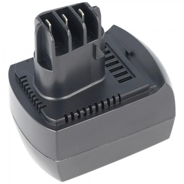 Akku passend für Metabo 6.25473, 6.25474 Air-Cooled 12V NiMH 2Ah