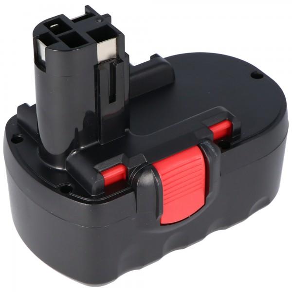 Akku passend für Bosch GSR 18VE-2 Akku, 2607335266, NiMH 2.0Ah