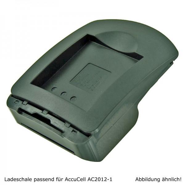 AccuCell Ladeadapter passend für Samsung BP-1030