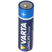 Varta Longlife Power (ehem. High Energy) Mignon AAA Batterie lose Ware 1 Stück