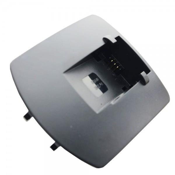 Ladeschale für Sony NP-FC10, Sony NP-FC11, nur verwendbar mit dem dazu passenden Basis Ladegerät
