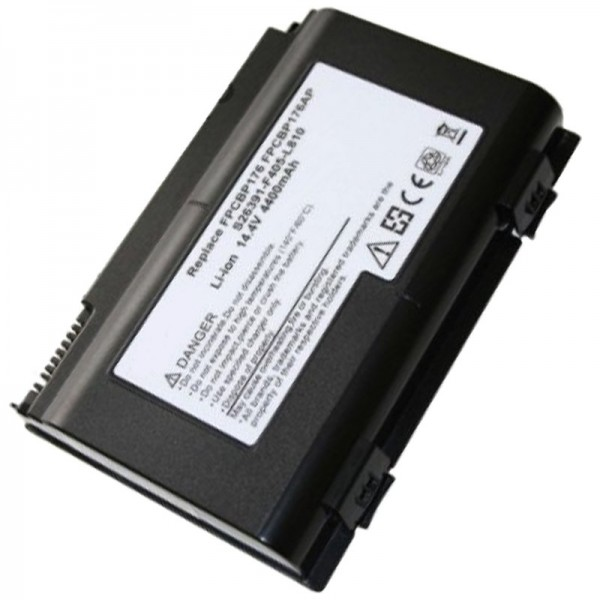 AccuCell Akku passend für Fujitsu-Siemens FPCBP175A, E8310