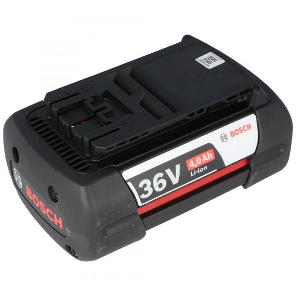 Bosch 36 Volt Akku 4Ah mit LED-Anzeige 2607336915, F016800346, 3165140742085