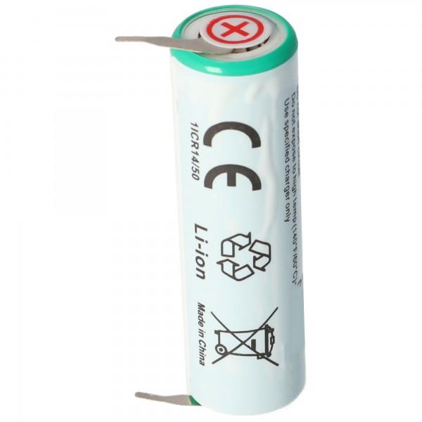 Akku passend für den Li-ion Akku Philips Sonicare DiamondClean HX9340, HX9350, HX9352, HX9360, 800mAh