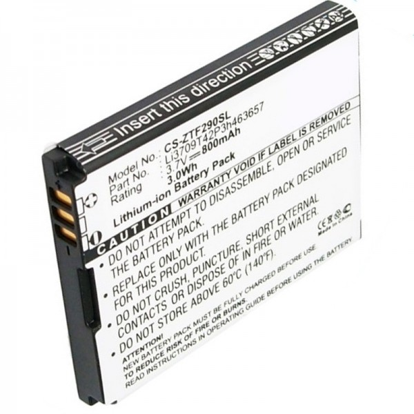 AT&T Z221 Ersatz-Akku von AccuCell