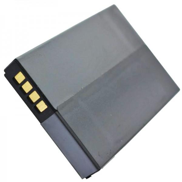 AccuCell Akku passend für MEDION MD96700, P/N E3MT041202B12A