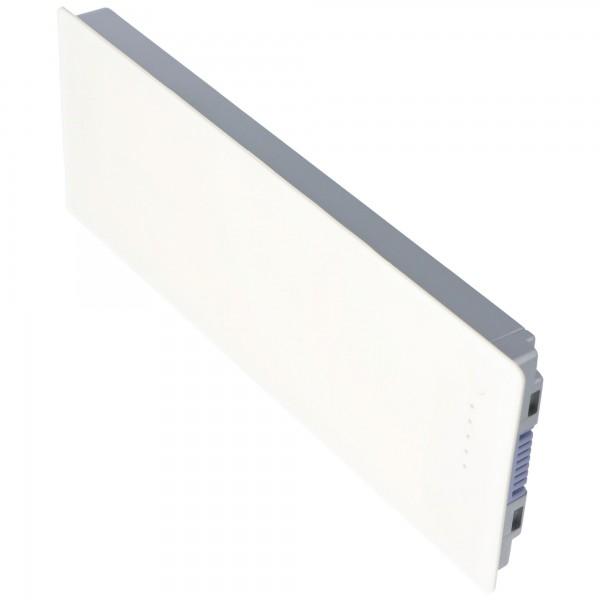 AccuCell Akku passend für Apple Macbook 13, A1185, MA561 Weiß