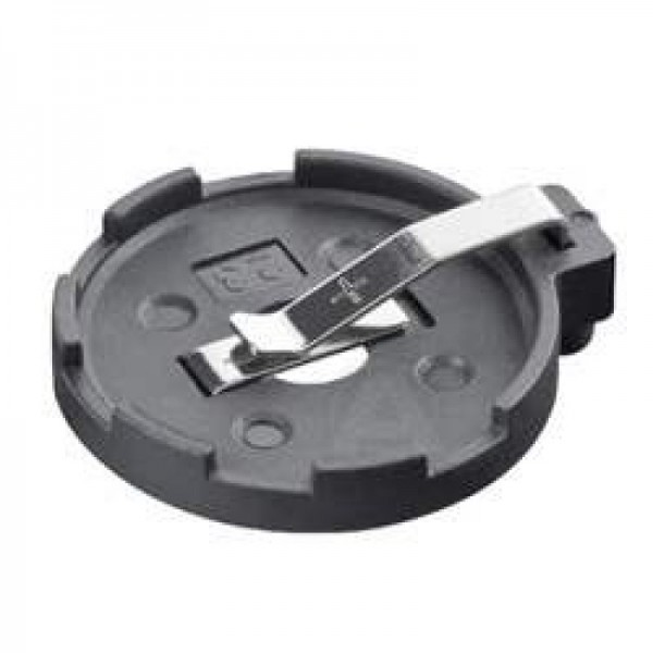 AccuCell Battery holder for Button cell with Print contact