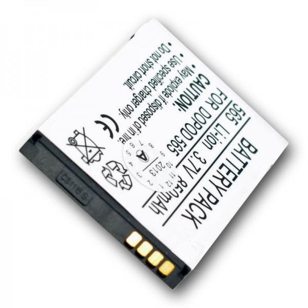 AccuCell Akku passend für Audiovox SMT5600, ST26