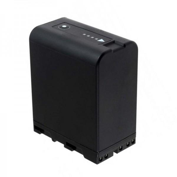AccuCell Akku passend für den Sony BP-U30, BP-U60 Akku 14,4 Volt, 5200mAh