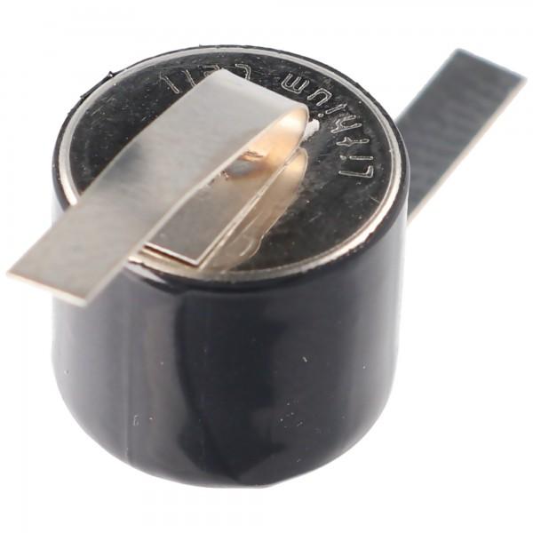 Sanyo c-T1 Lithium Batterie von FDK mit Lötfahne U-Form