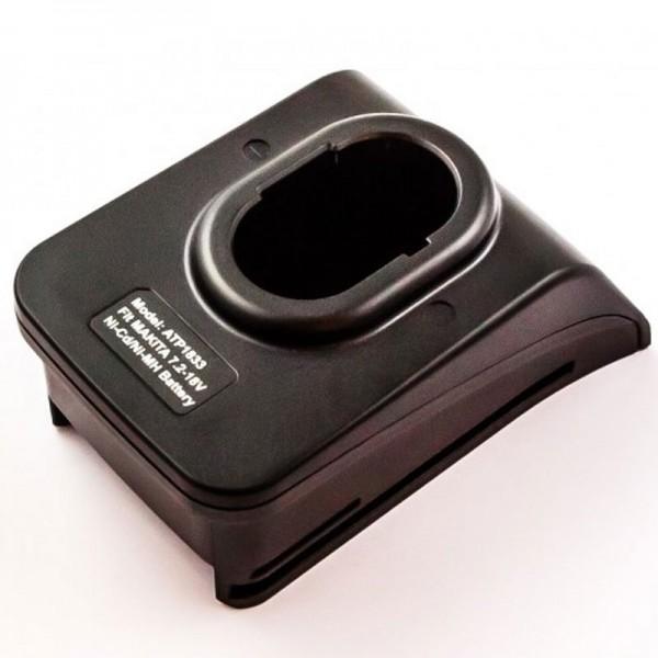 Ladeadapter passend für Akku Makita 1200, 1220, 1420, 1822 (nur verwendbar mit dem AccuCell Basis-Ladegerät ACH-1130)
