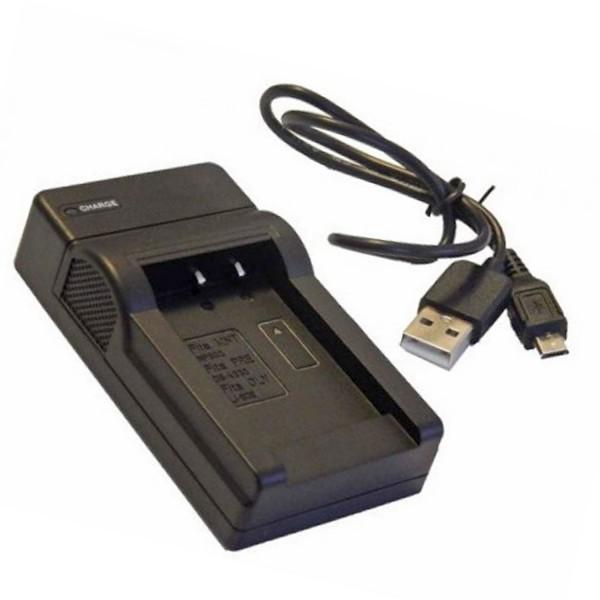 Schnell-Ladegerät passend für den Handy Akku Samsung Galaxy S2 GT-i9100, EB-F1A2GBU