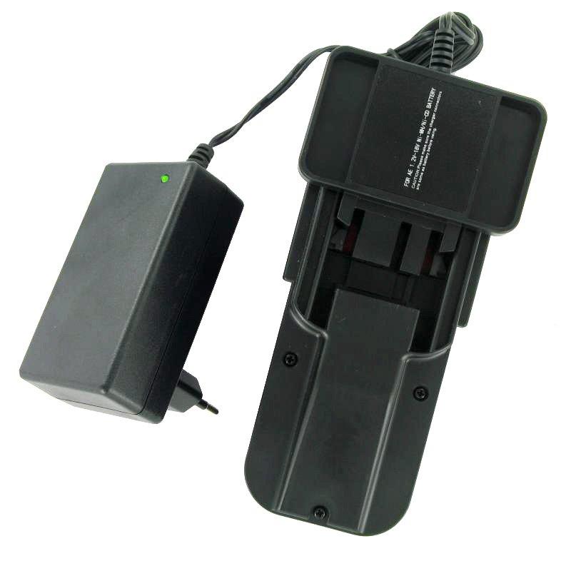 Ladegerät passend für AEG Werkzeug Akku 4,8 18 Volt NiCd