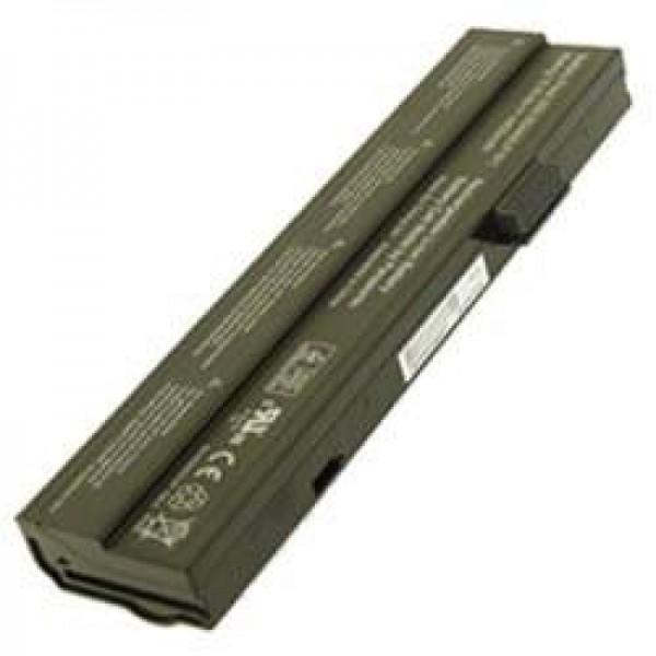 AccuCell battery for Fujitsu-Siemens Amilo M1424 A1640, 6600mAh