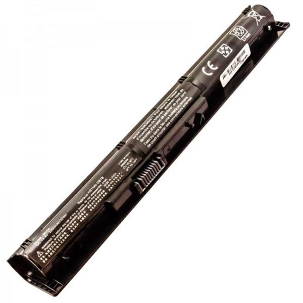 Akku passend für HP Probook 450 G3 Series, HSTNN-DB7B, 14,4 Volt 2200mAh