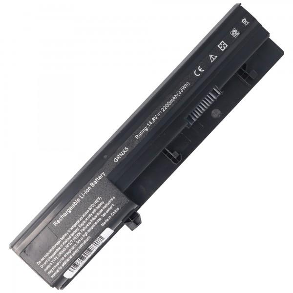 Dell Vostro 3300, Dell Vostro 3350, 0XXDG0, 451-11354, 50TKN, 7W5X09C, GRNX5 Nachbau von AccuCell