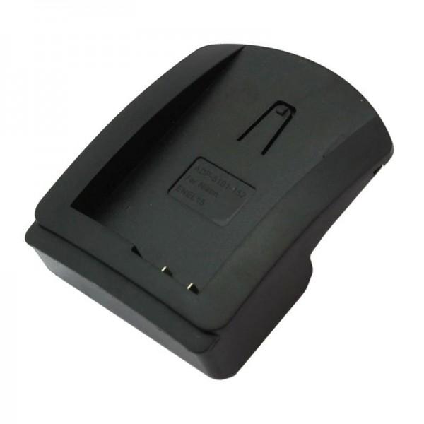 Ladeschale passend für Nikon EN-EL15 Akku, nur passend für Ladegerät 5101/5401 (152)