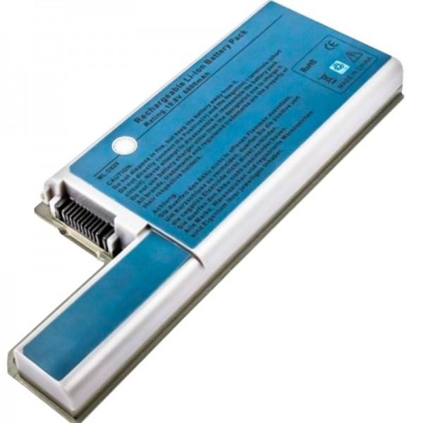Akku für Dell Latitude D830, Dell Latitude D820 Ersatz-Akku