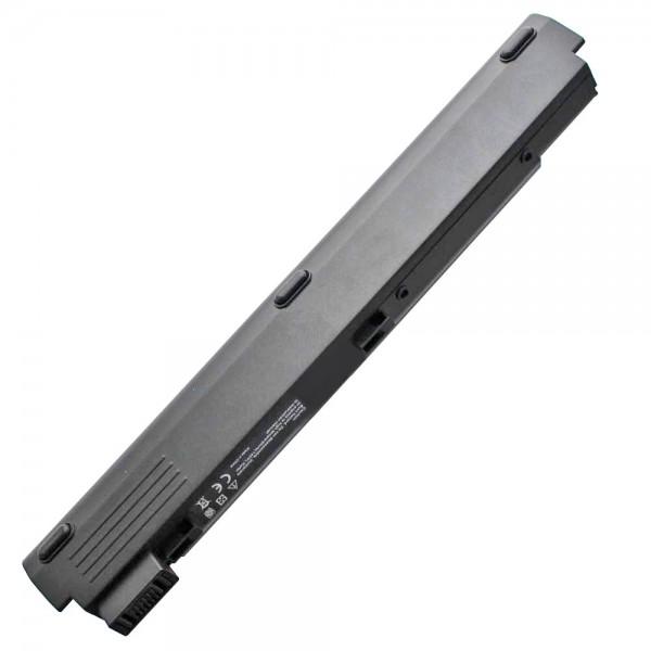 AccuCell Akku passend für MD97280 4400mAh schwarz