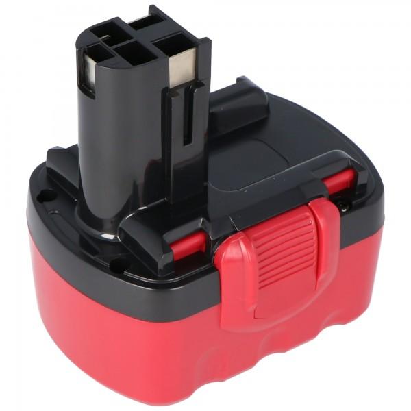 Akku passend für Bosch GSR 14,4 VE-2, 2607335276, NiMH 1,4Ah