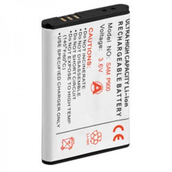 AccuCell Akku passend für Samsung SGH-P900, AB553446BECSTD