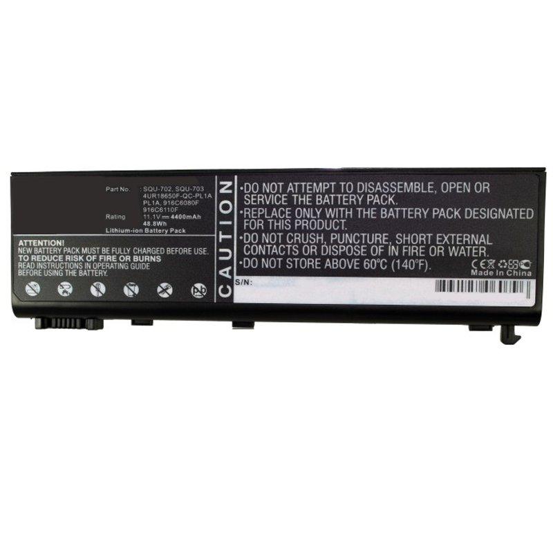 BATTERIA 4400mah per LG XNote X-Note eb510 ed510 e510 e510-g aptgz