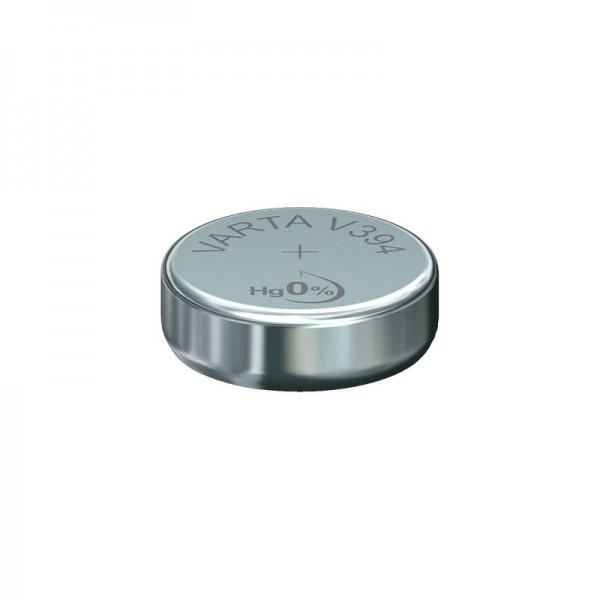 394, Varta V394, SR45, SR936SW, L936F Knopfzelle für Uhren etc.