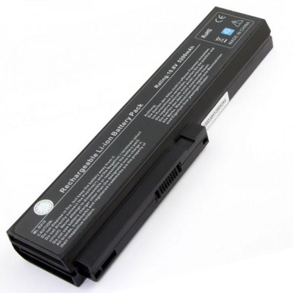 LG R410 Akku, R510 , R580 als Nachbau Akku von AccuCell 10,8 Volt 5200mAh