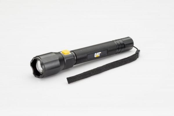 CAT CT2100 fokussierbare Power Taschenlampe mit 3W Cree LED 120 Lumen