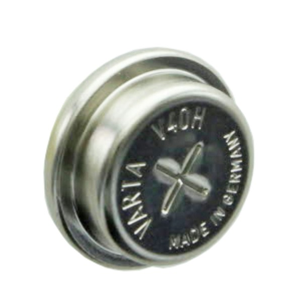 Varta V40H NiMH battery 55604, coin cell MH 13654, 4 Stück