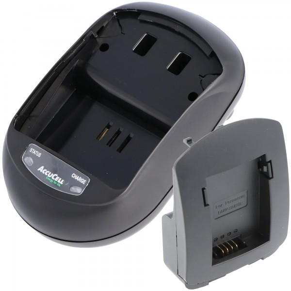 Ladegerät passend für Panasonic DMW-BMB9E, DMC-FZ40 -FZ45 -FZ100