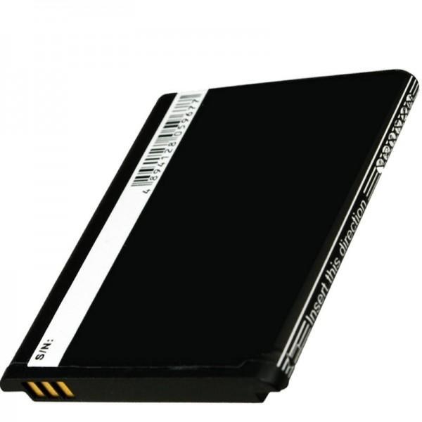 Huawei G7300, T-Mobile Energy Nachbau Akku von AccuCell mit 3,7 Volt