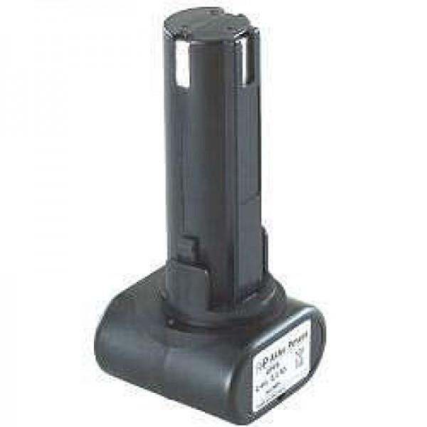 Akku passend für Panasonic EY6220DR, EY3652DA, 2,4V, NiMH 2,0Ah