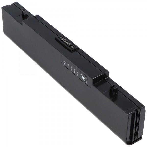 Akku passend für Samsung P210, P460, P560, Q210, Q310, 4400mAh