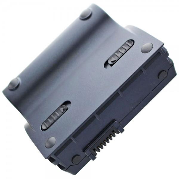 VGP-BPS6 Ersatz-Akku für Notebook Sony VAIO VGN-UX17GP, 7,4 Volt mit 4800mAh