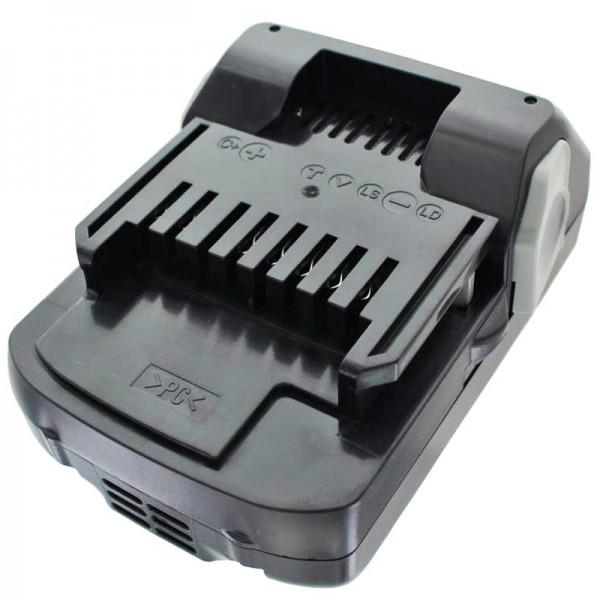 Akku passend für Hitachi BSL 1815X, BSL 1830, BSL 1840, 330067, 330068, 330139, 330557, 1,5Ah
