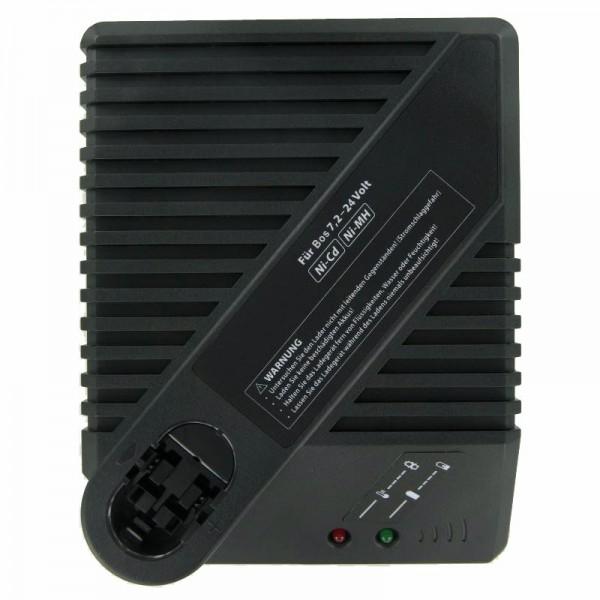 Universal Ladegerät passend für Bosch Akkus 7,2 24V
