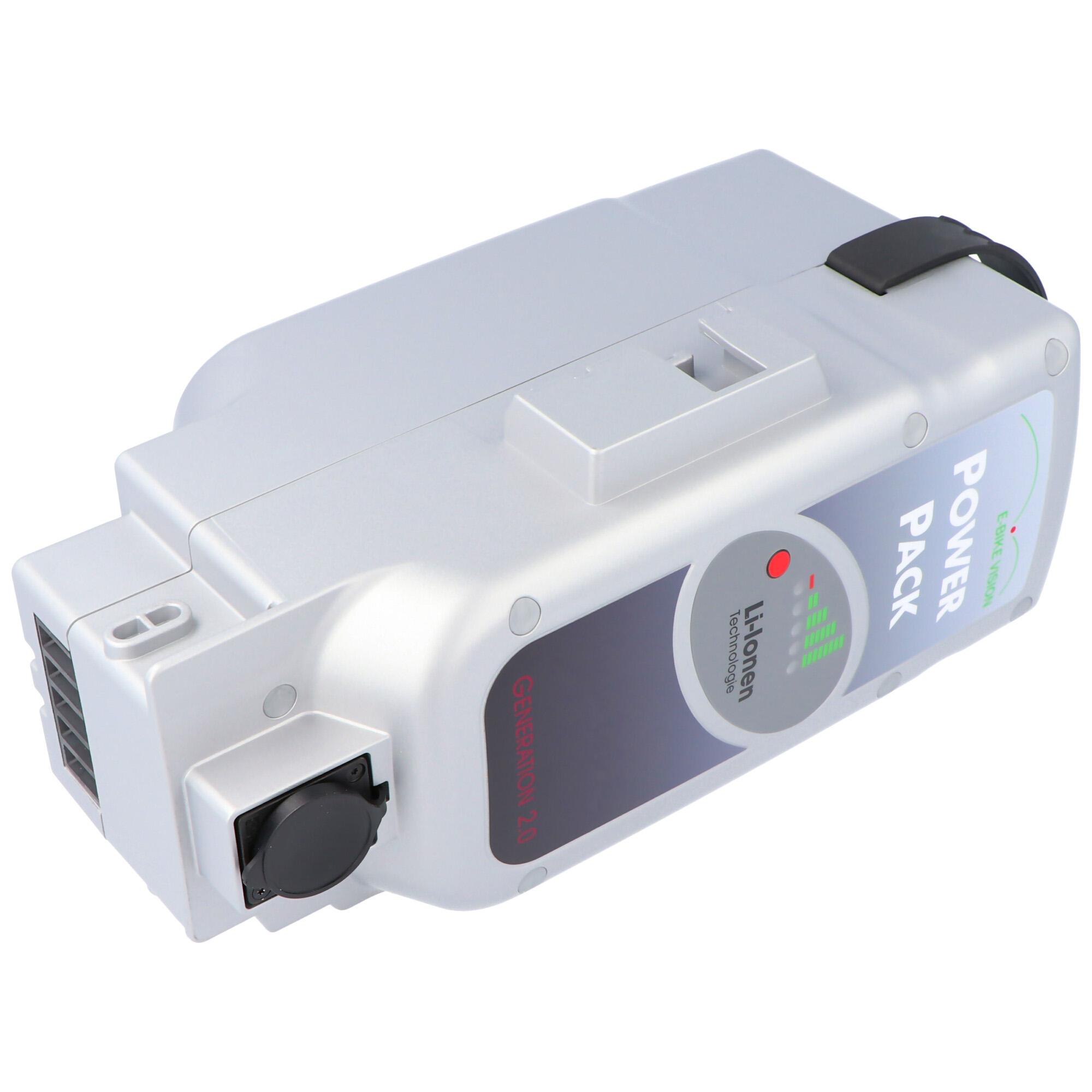 4260495060040 Kompatibel Fahrrad Akku Panasonic 36V 13Ah