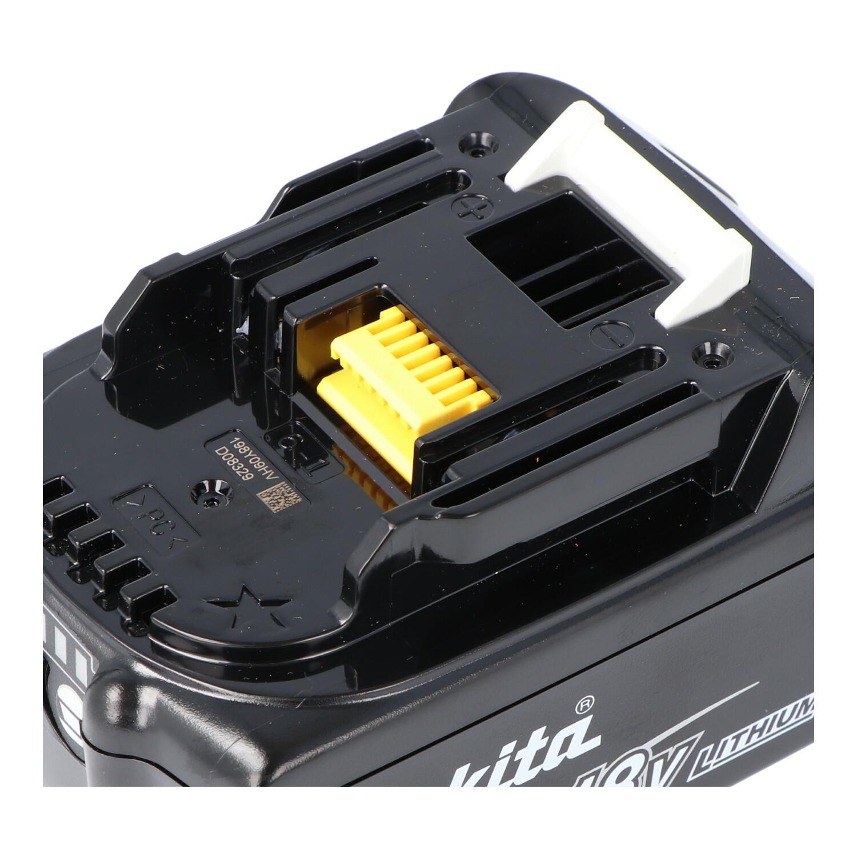 Makita BL1850 B Akku Li ion 18 Volt 5Ah mit LED Ladeanzeige