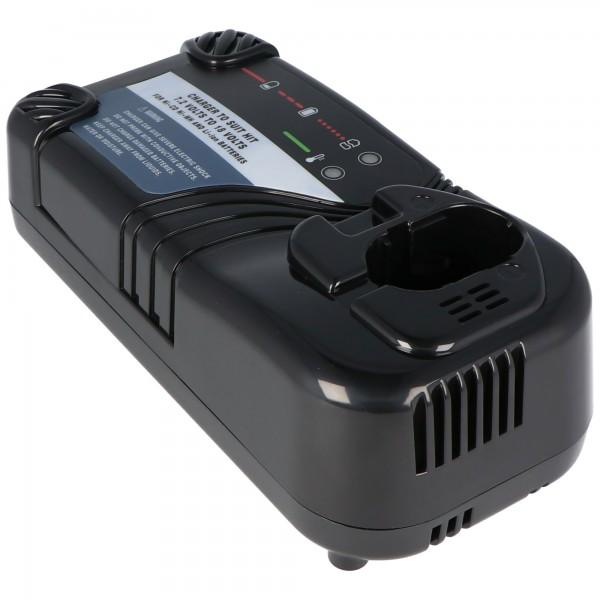 Schnell-Ladegerät passend für Hitachi Akkus von 7,2-18 Volt